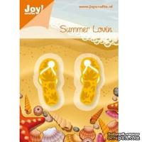 Лезвие Joy Crafts - Joy! Crafts Dies - Summer Lovin Flip Flops - Шлёпки