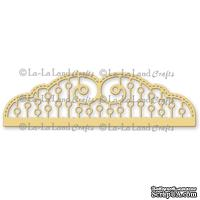 Лезвие La-La Land Crafts - Fancy Doily Border