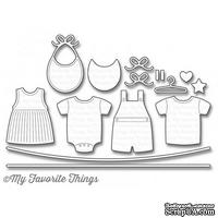 Лезвие My Favorite Things - Die-namics LLD Bundle of Baby Clothes, 14 шт. - ScrapUA.com