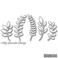 Лезвие My Favorite Things - Die-namics Fab Foliage, 5 шт. - ScrapUA.com