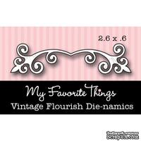 Левие My Favorite Things - Die-namics Vintage Flourish