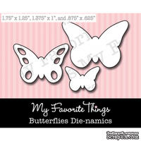 Набор лезвий My Favorite Things - Die-namics Butterflies