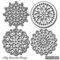 Лезвие My Favorite Things - Die-namics Mini Delicate Doilies (MFT-0418)