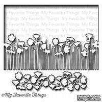 Лезвие My Favorite Things - Die-namics Wildflowers Centerpieces - ScrapUA.com