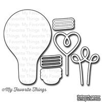 Лезвие My Favorite Things - Die-namics LLD Lightbulb (MFT472)