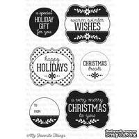 Акриловый штамп My Favorite Things - Christmas Labels and Tags (LJD42)