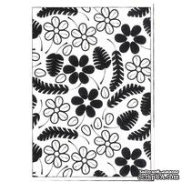Папка для тиснения Crafts Too - Embossing Folder - Spring Fun