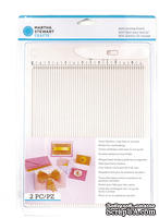 Доска для сгибов Martha Stewart Scoring Board - mini - ScrapUA.com