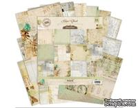 Набор бумаги от Pink Paislee - Hope Chest - Paper Pack - 12x12 - ScrapUA.com