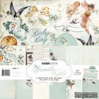 Набор бумаги от Kaisercraft -  Bundle of Joy Boy Paper Pack, 30x30 см