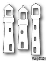 Ножи от Poppystamps - Small Lighthouses craft die