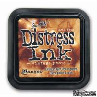 Штемпельная подушка Ranger Distress Ink Pad - Vintage Photo - ScrapUA.com