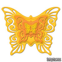 Набор лезвий Spellbinders - Nested Butterflies Two