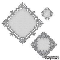 Ножи от Spellbinders - Art Deco Savoy Decorative Element,  S4-589