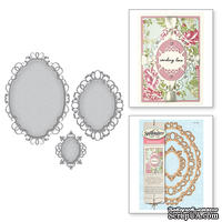 Ножи от Spellbinders - Label 33 Decorative Elements - ScrapUA.com