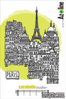 Штамп : Paris by Azoline - Carabelle Studio -  Париж