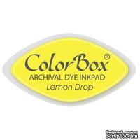 Архивные чернила Clearsnap - Colorbox Cat's Eye Dye Ink - Lemon Drop