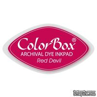 Архивные чернила Clearsnap - Colorbox Cat's Eye Dye Ink - Red Devil