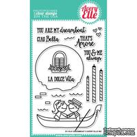 Акриловый штамп Avery Elle - Dreamboat Clear Stamps