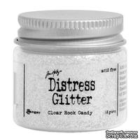 Глиттер Ranger - Distress Glitter - Clear Rock Candy - ScrapUA.com