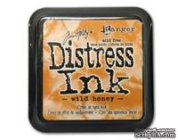 Штемпельная подушка Ranger Distress Ink Pad - Wild Honey - ScrapUA.com