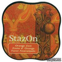 Чернила Tsukineko StazOn Midi Ink Pad - Orange Zest