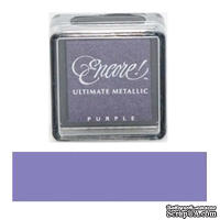 Чернила Tsukineko Encore Ultimate Metallic Small Ink Pad - Purple
