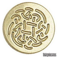 Сургучная печать MSH727CEL Deco Sealing Wax Coin Celtrose