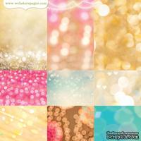 Лист веллума Webster's Pages - Beautiful Bokeh Vellum, 30х30 см - ScrapUA.com