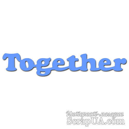 Лезвие Crafty Ann - Together - ScrapUA.com