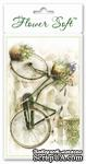 Заготовка-Topper для Flower Soft - Country - Bicycle, 1 шт. - ScrapUA.com
