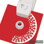 Дырокол круга от Martha Stewart  - Punch Circle Edge  Cartridge Starry Snowflake - ScrapUA.com