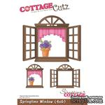 Лезвие CottageCutz - Springtime Window, 10х15 см - ScrapUA.com