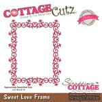 Лезвие CottageCutz - Sweet Love Frame (Elites)