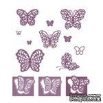 Лезвие Sue Wilson - Finishing Touches - Magical Butterflies - ScrapUA.com