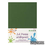 Вспененная резина декоративная от Dovecraft - Green Multiple Pack, A4