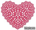Лезвие Lifestyle Crafts - QuicKutz - Heart doily