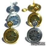 Набор брадсов Eyelet Outlet - Pocket Watch Brads, 12 штук - ScrapUA.com