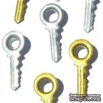 Набор люверсов Eyelet Outlet - Key Quicklets, 20 штук - ScrapUA.com