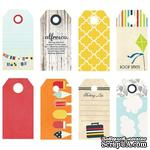 Набор тэгов Fancy Pants - Nautical Small Decorative Tags - ScrapUA.com