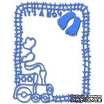 Лезвие Crafty Ann Frame It's a Boy - ScrapUA.com