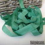 Лента Seam Binding Grass Green, ширина 14мм, длина 90см - ScrapUA.com