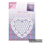 Лезвие Joy Crafts - Joy! Craft Dies - Billie's Heart - Latice