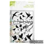 Набор акриловых штампов Joy Crafts - Joy! Craft Clear Stamps - Bird Silhouettes