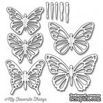 Лезвие My Favorite Things - Die-namics Flutter of Butterflies - Lace, 10 шт. - ScrapUA.com