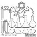 Лезвие My Favorite Things - Die-namics LLD Chemistry Set, 20 шт. - ScrapUA.com
