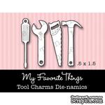 Набор лезвий My Favorite Things - Die-namics Tool Charms - ScrapUA.com