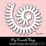 Левие My Favorite Things - Die-namics Rolled Daisy - ScrapUA.com