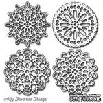 Лезвие нож My Favorite Things - Die-namics Mini Delicate Doilies (MFT-0418) - ScrapUA.com