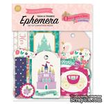 Высечки от Echo Park - Once Upon A Time Princess Frames & Tags - Ephemera - ScrapUA.com